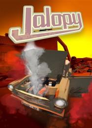 Обложка игры Jalopy
