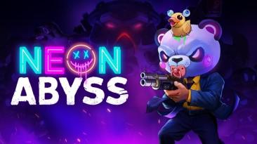 Neon Abyss выходит на PS4, Xbox One, ПК, Switch 14-го июля