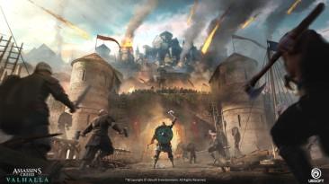 """Список достижений из DLC """"Гнев друидов"""" и """"Осада Парижа"""" для Assassin's Creed: Valhalla"""