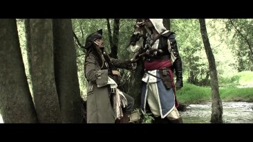 """Assassin's Creed 4: Black Flag """"The Pirate's Way - Edward Kenway VS Jack Sparrow"""""""