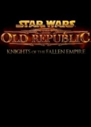 Обложка игры Star Wars: The Old Republic - Knights of the Fallen Empire