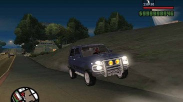 "Grand Theft Auto: San Andreas ""ВАЗ-21213 4x4"""
