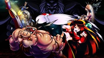 Fight'N Rage вышла на PS4