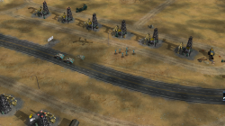 "Command & Conquer: Generals ""Карта Oil Rush A"""
