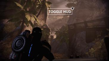"""Mass Effect Legendary Edition """"Переключение HUD"""""""