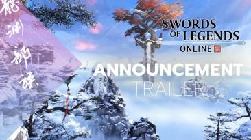 В демоверсию Swords of Legends Online сейчас можно поиграть в Steam