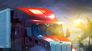 "American Truck Simulator ""Интернациональное радио (AM.BY.RU.UA.KZ.IR.AT.FR.DE.NL...) International radio"""