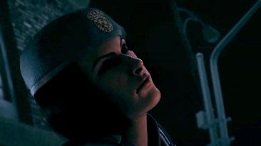 Вышел новый скин для Зофии в Rainbow Six Siege, превращающий ее в Джилл Валентайн из Resident Evil