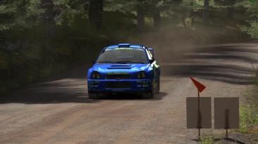 """DiRT Rally """"Впервые финишировал первым) Impreza не подвела"""""""