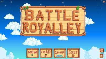 "Stardew Valley ""Королевская битва 1.0.2 / Battle Royalley 1.0.2"""