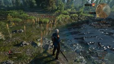 The Witcher 3: Wild Hunt / Ведьмак 3: Дикая Охота: Совет (Получение меча Эредина)