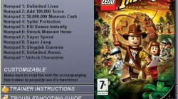 LEGO Indiana Jones: Трейнер (+11) [1.0]