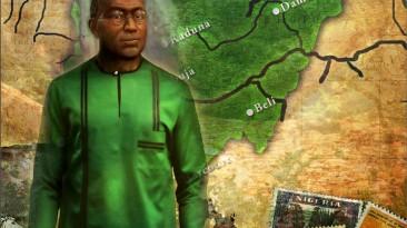 "Sid Meier's Civilization 5 ""Нигерия во главе с Обафеми Аволово на русском языке (Перевод)"