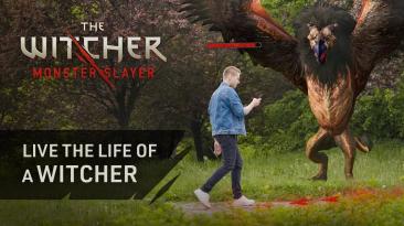 Новый трейлер The Witcher: Monster Slayer
