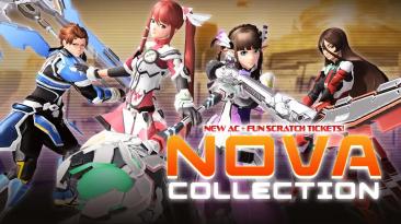 Phantasy Star Online 2 представляет новую коллекцию Nova