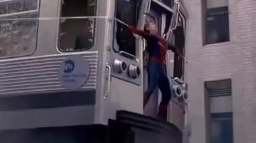 Следуй за поездом, СиДжей