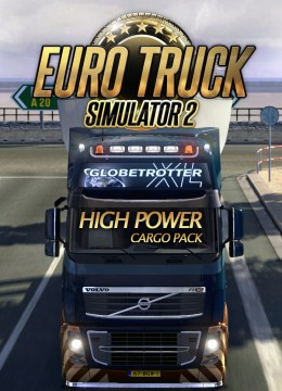 Euro Truck Simulator 2: High Power Cargo