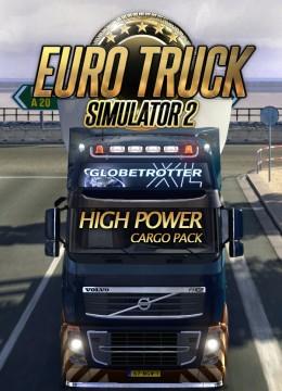 Euro Truck Simulator 2: High Power Cargo