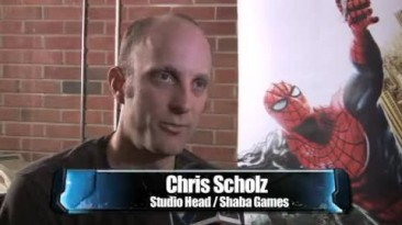 "Spider-Man: Web of Shadows ""Symbiote Invasion Interview"""