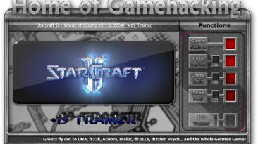 StarCraft 2: Wings of Liberty: Трейнер/Trainer (+19) [2.1.6.32540] {iNvIcTUs oRCuS / HoG}