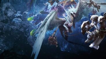 Дракон Алатреон и новая вариация Бариота: Capcom раскрыла подробности нового обновления Monster Hunter World: Iceborne
