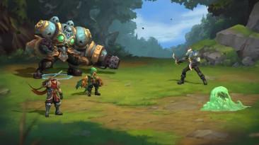 Battle Chasers: Nightwar выходит на Nintendo Switch уже завтра, опубликован хвалебный трейлер проекта