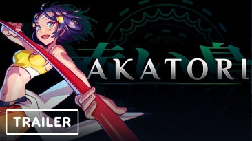 Новый геймплейный трейлер Akatori: приключенческий платформер-метроидвания