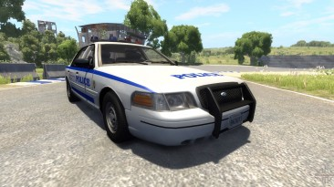 """BeamNG.drive """"Ford Crown Victoria v2.0"""""""