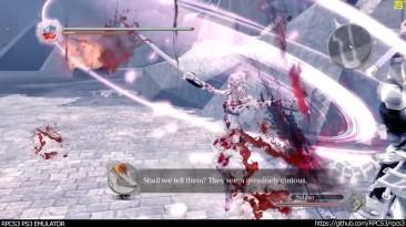 Drakengard 3 - хорошо работает на эмуляторе PS3
