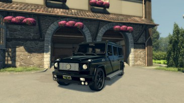 "Mafia 2 ""Mercedes-Benz G55 AMG XXL"""