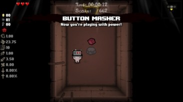 """The Binding of Isaac """"Мод - Button Masher"""""""