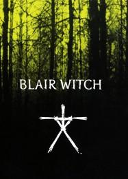 Обложка игры Blair Witch