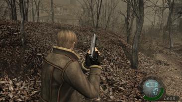 """Resident Evil 4 Ultimate HD Edition """"Удаление зернистости и фикс шейдеров"""""""