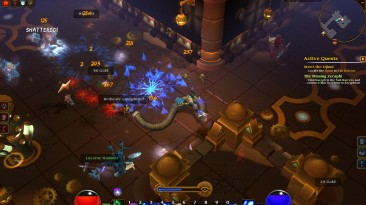 Разработчики Torchlight тизерят новую игру
