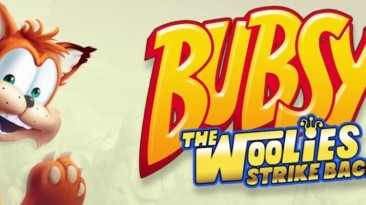 Первый трейлер с игровым процессом и дата релиза Bubsy: The Woolies Strike Back