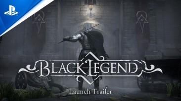 Вышел релизный трейлер Black Legend. Тактика в стиле тёмного фэнтези выходит на ПК и консолях