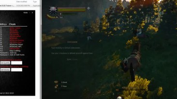 The Witcher 3: Wild Hunt / Ведьмак 3: Дикая Охота: Трейнер/Trainer (+24) [1.31] {MrAntiFun}