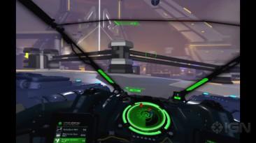 10 минут геймплея Battlezone VR