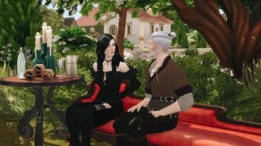 Энтузиаст воссоздал в The Sims 4 культовую локацию с The Witcher 3