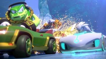 Sumo Digital не планируют выпускать дополнения для Team Sonic Racing