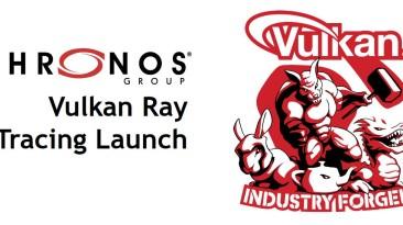 Выпущен Vulkan 1.2.162, добавляющий универсальную поддержку трассировки лучей как для NVIDIA, так и для AMD