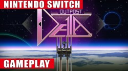 Видео игрового процесса научно-фантастической игры Outpost Delta