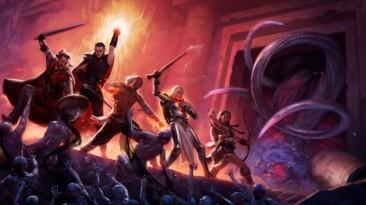 Первый геймплей Pillars of Eternity: Complete Edition с Nintendo Switch