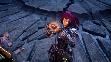 Видео игрового процесса Switch-версии Darksiders III