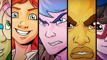Синти-поп и дух 80-ых: Crossing Souls совсем скоро выйдет на Switch