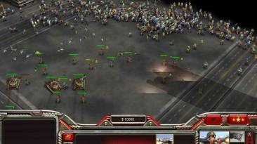 "Command & Conquer Generals: Zero Hour ""Карта - Execution"""