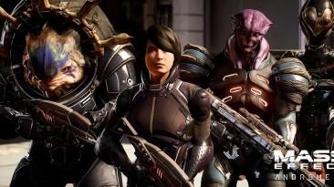 Чего нового в сетевой игре Mass Effect: Andromeda