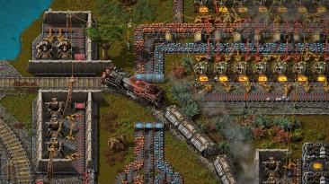 Factorio вышла из раннего доступа