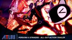 Новый геймплейный трейлер Persona 5 Strikers