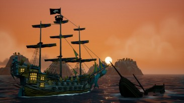 Пиратский ролевый боевик King of Seas выходит в мае